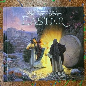 The Very First Easter by Paul L Maier NWOT Book